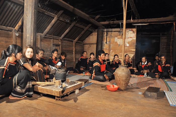 văn hóa Tây Nguyên