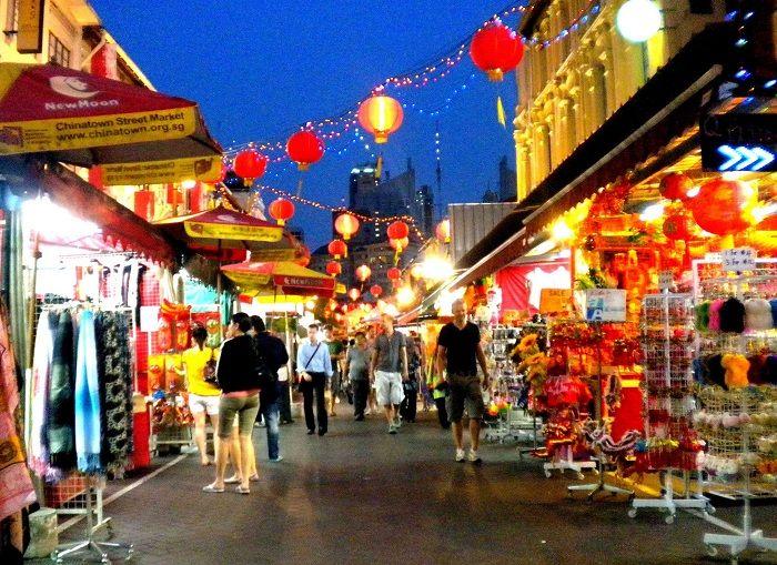 Khám phá khu Chinatown