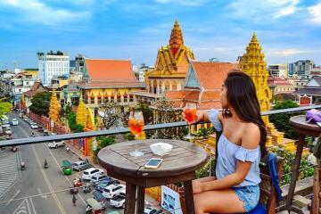 Du lịch thủ đô Campuchia – sự hòa trộn giữa vẻ đẹp hiện đại và cổ điển