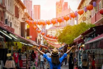 Lịch trình tham quan, khám phá khu Chinatown Singapore trọn vẹn 1 ngày