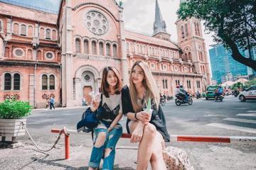 Oanh tạc dịp lễ 30/04 với 7 điểm du lịch Sài Gòn nổi tiếng