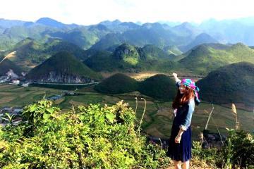 Chiêm ngưỡng vẻ đẹp hùng vĩ khi du lịch cao nguyên đá Đồng Văn