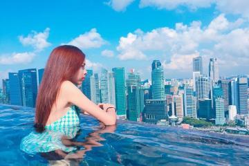 Du lịch Marina Bay - Vịnh biển đẹp nhất Singapore