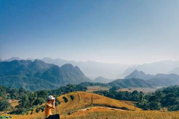 Săn mây ở Pù Luông - Địa điểm tha hồ sống ảo cho dân mê xê dịch