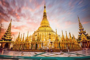 Ngỡ ngàng trước vẻ đẹp của thành phố Yangon – Myanmar