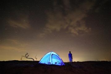Cắm trại ngắm sao ở Mũi Yến Phan Thiết - Trải nghiệm này bạn đã có chưa?