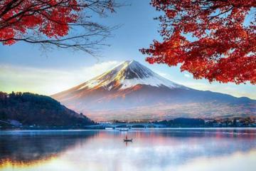 Những Địa Điểm Ngắm Núi Phú Sĩ Đẹp Tuyệt Diệu Khi Tới Nhật Bản