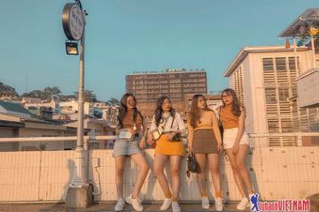 Cùng nhóm bạn thân lên đồ check-in tại 15 địa điểm nổi tiếng ở Đà Lạt