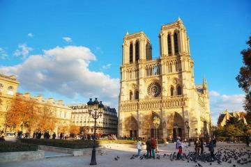 Ý nghĩa của nhà thờ Đức Bà Paris - Trái tim nước Pháp
