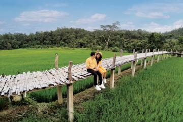 Du lịch thị trấn Pai say cảnh thơ mộng, nơi dành cho đôi lứa