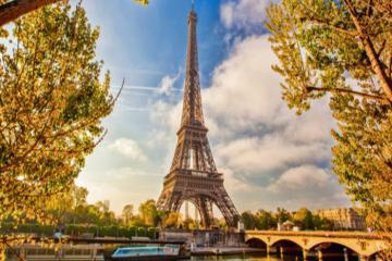 Những điểm ngắm tháp Eiffel nên biết!