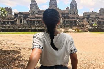 Du lịch Campuchia khám phá Angkor Wat – kỳ quan lịch sử nổi tiếng của thế giới