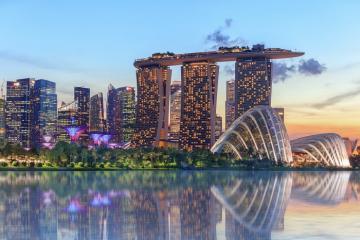 Tổng quan du lịch Singapore