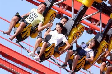 Sun World Hạ Long Park - Khu vui chơi hiện đại bậc nhất ở Hạ Long