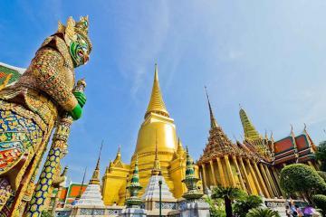 Tổng quan du lịch Thái Lan
