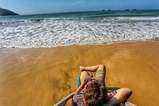 Du lịch bãi Đầm Trầu Côn Đảo đánh thức nàng tiên còn say giấc nồng