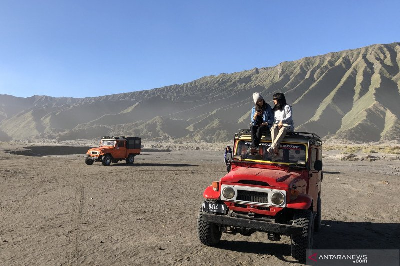 Bromo Tengger Semeru National Park - a land of sand and fire
