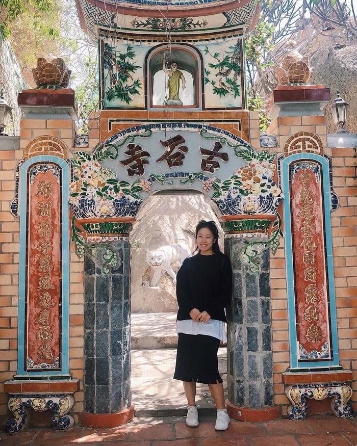 Chùa Cổ Thạch Bình Thuận - chốn linh thiêng cho những tín đồ tâm linh