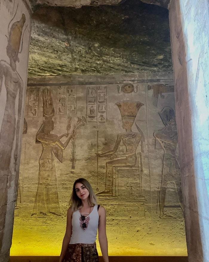 Đền Abu Simbel - niềm tự hào trong kiến trúc của người Ai Cập