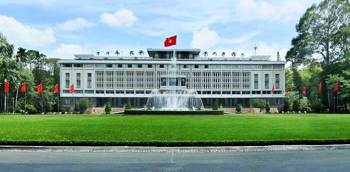 Khám phá Dinh Độc Lập - nơi khắc ghi dấu ấn lịch sử Sài Gòn