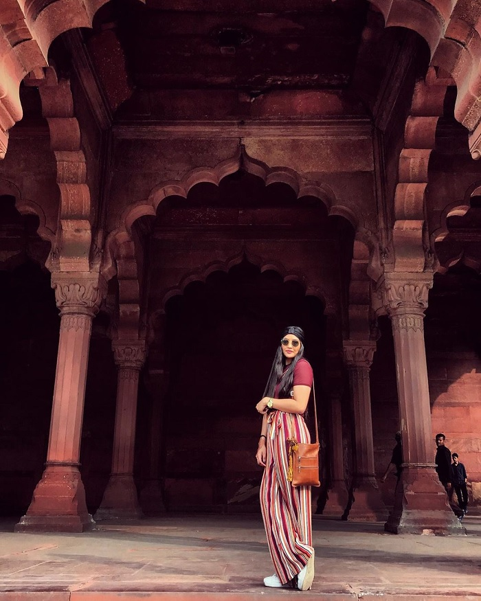 Go to India and don't miss the famous Red Fort