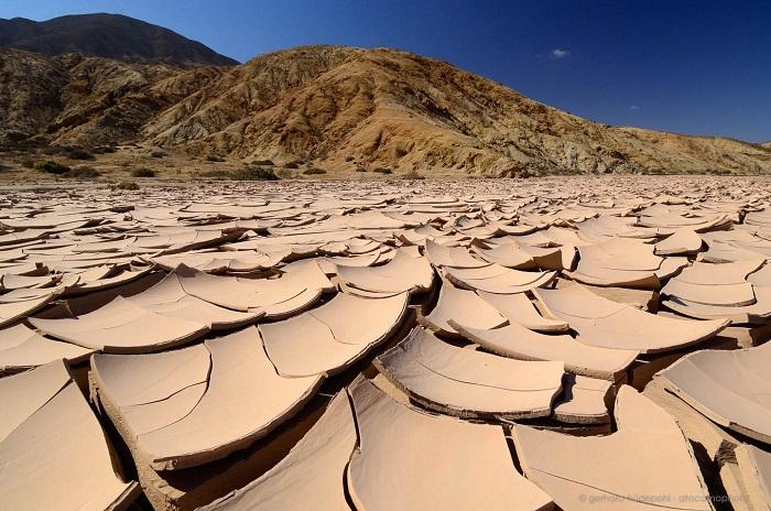 Sa mạc Atacama khô cằn nhất thế giới