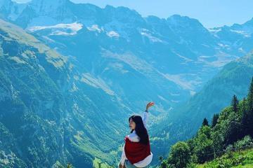 Đỉnh Jungfrau Thụy Sĩ- tiên cảnh trần gian ở xứ sở tuyết trắng