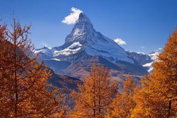 Khám phá vẻ đẹp đỉnh núi Matterhorn - biểu tượng của đất nước Thụy Sĩ