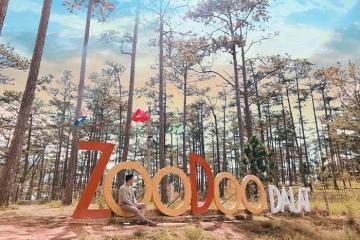Sở thú ZooDoo Đà Lạt – điểm đến mới lạ của thành phố ngàn hoa