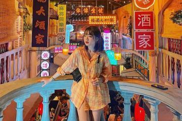 Mê mẩn trước thiên đường mua sắm ở chợ đêm Temple Street – Hong Kong