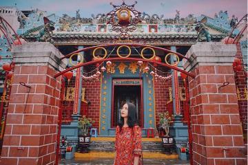 Khám phá văn hóa đậm chất Trung Hoa ở chùa Ông Cần Thơ