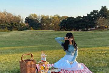 Khám phá vẻ đẹp của công viên Yeoudio Seoul