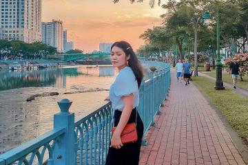 Điểm danh những địa điểm ngắm hoàng hôn ở Sài Gòn đẹp nhất