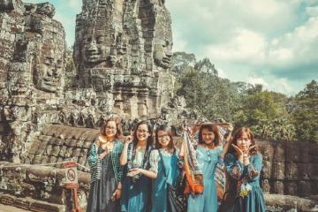 Top địa điểm tham quan ở Siem Reap đẹp mê hoặc lòng người