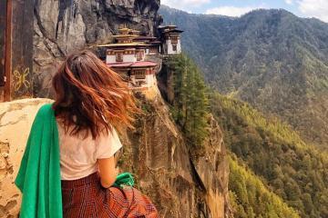 Du lịch Butan tháng 4 - thời điểm lý tưởng nhất trong năm