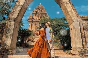 Ghé thăm tháp Chàm Poklong Garai Ninh Thuận - đậm đà bản sắc văn minh Chăm
