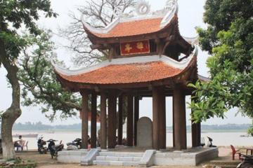 Về đền Chử Đồng Tử Hưng Yên để tìm lại những an yên
