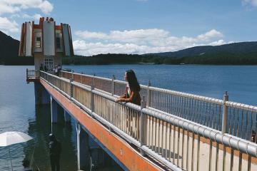 Khám phá vẻ đẹp mộng mơ của 'Nam thiên đệ nhất hồ' hồ Tuyền Lâm