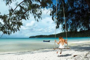 Kinh nghiệm du lịch Sihanoukville ngắm biển xanh, cát trắng và ăn hải sản 'ngập răng'