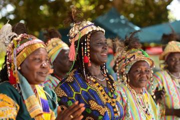 Khám phá nét độc đáo của các lễ hội Sudan
