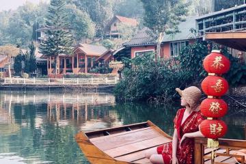 Ghé thăm ngôi làng Ban Rak Thai - 'Phượng Hoàng Cổ Trấn của Thái Lan'