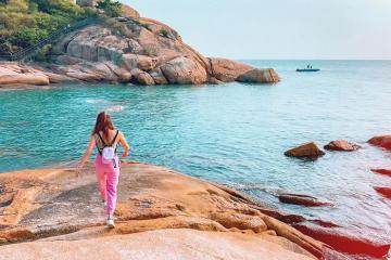 'Say nắng' trước vẻ đẹp của đảo Cheung Chau Hong Kong
