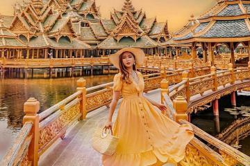 Thành cổ Muang Boran Bangkok - bảo tàng ngoài trời lớn nhất thế giới