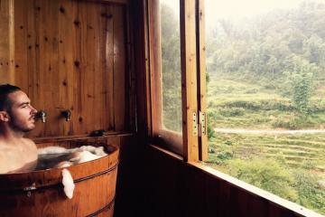 Trải nghiệm tắm lá thuốc người Dao trên cao nguyên Sìn Hồ