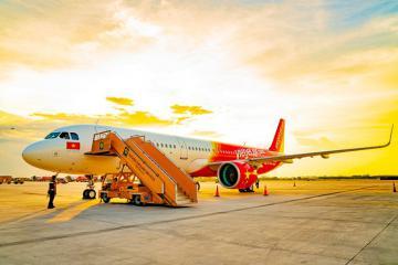 Hàng không Vietjet khuyến mãi sau dịch: Vé nội địa chỉ từ 9,000VNĐ