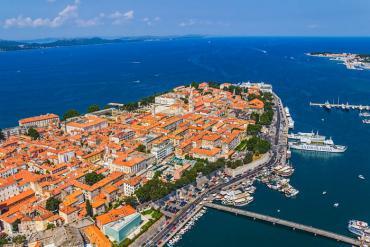 Khám phá Zadar - thành phố biển hấp dẫn của Croatia