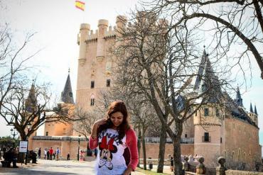 Khám phá lâu đài Segovia bước ra từ những câu chuyện cổ tích
