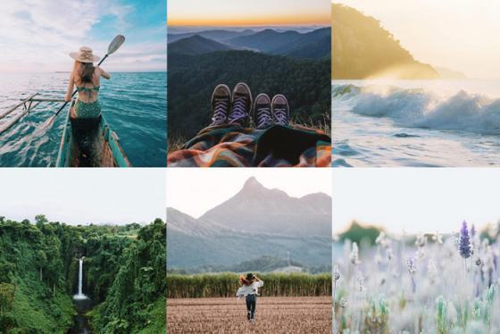 Ở nhà nhưng vẫn ngắm nhìn thế giới nhờ các Instagramer du lịch siêu hot!