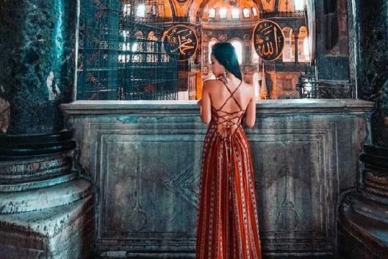 Nhà thờ Hagia Sophia Thổ Nhĩ Kỳ - kiệt tác thánh đường bí ẩn