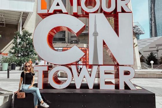 Những trải nghiệm có một không hai trên tháp CN Toronto Canada